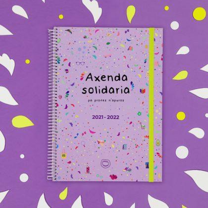 Axenda solidaria n'asturianu pa profesores
